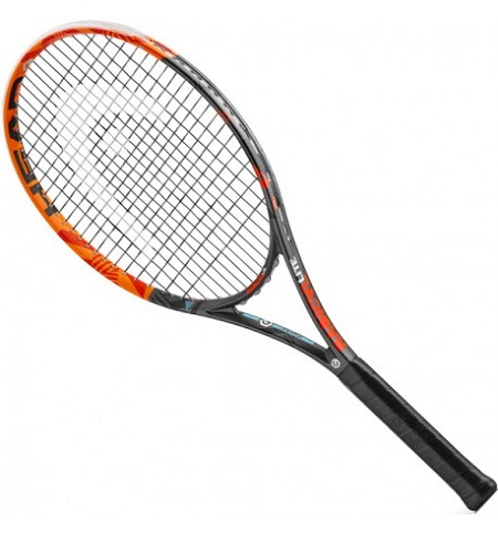 RAQUETTE DE TENNIS RADICAL LITE ORANGE